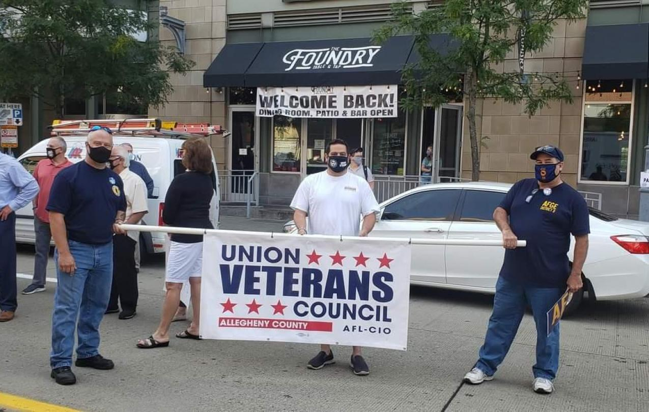 Union Vet Allegheny-Fayette Union Veterans Council